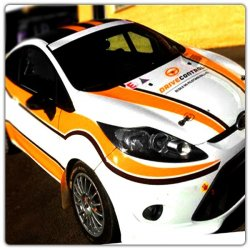 Déco rallye type fiesta Ford R1